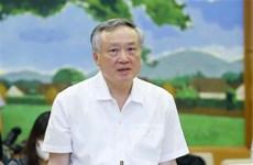 Đại biểu Việt Nam dự Hội đồng Chánh án các nước ASEAN lần thứ 9