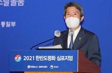 Bộ trưởng Hàn Quốc: Cần thỏa thuận mới cho hợp tác liên Triều