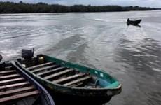 Chìm thuyền ở CHDC Congo, hơn 100 người chết và mất tích