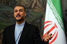 Iran đánh giá tích cực các cuộc đàm phán với Saudi Arabia