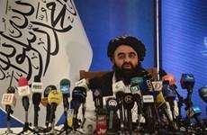 """Taliban thảo luận với Mỹ về """"sang trang"""" quan hệ song phương"""