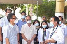 Bạc Liêu đưa vào hoạt động khu điều trị COVID-19 tư nhân đầu tiên