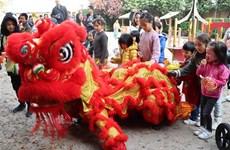 Ấm áp Ngày hội gia đình, Tết Trung thu Việt Nam tại Brussels