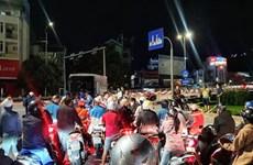 Ứng phó bão: Quảng Ninh cấm xe máy, xe thô sơ qua cầu Bãi Cháy