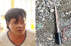 An Giang: Tạm giam đối tượng đâm 3 người hàng xóm thương vong