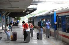 Tuyến tàu khách Hà Nội-Sài Gòn mở lại sau thời gian nghỉ dịch