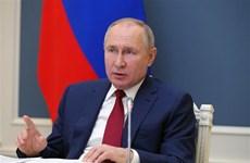 """Tổng thống Putin: Nga """"sẵn sàng"""" đàm phán với Mỹ về kiểm soát vũ khí"""