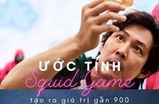 Loạt phim Squid Game mang về gần 900 triệu USD cho Netflix