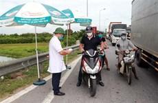 Nam Định: Dồn sức khống chế ổ dịch chưa rõ nguồn lây tại Ý Yên