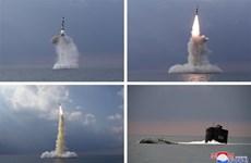 Đức chỉ trích mạnh mẽ vụ phóng thử tên lửa của Triều Tiên