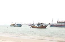 Quảng Ngãi: Tiếp tục tìm các ngư dân mất tích khi hành nghề trên biển