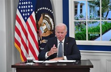 """Tổng thống Biden kêu gọi """"đầu tư lớn"""" cho tương lai nước Mỹ"""