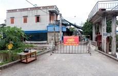 Thêm 17 ca mắc mới tại ổ dịch Ý Yên, Nam Định mở rộng vùng phong tỏa