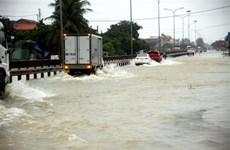 Trung Bộ: Mưa lớn kéo dài đến ngày 25/10, nguy cơ lở đất ở vùng núi