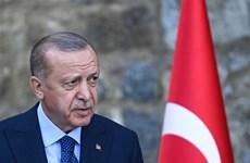 """Tổng thống Thổ Nhĩ Kỳ """"không hoan nghênh"""" đại sứ 10 nước phương Tây"""