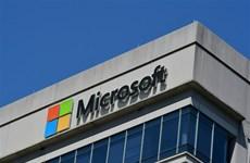 """Microsoft """"suýt"""" vượt Apple về giá trị vốn hóa thị trường"""