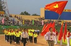 Gần 4.000 vận động viên dự thi Hội khỏe Phù Đổng toàn quốc lần thứ IX