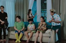 """""""Kiều nữ làng hài"""" Nam Thư tiếp tục tung """"siêu phẩm"""" gây cười mới"""