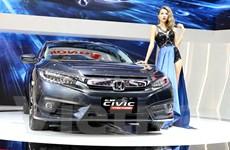 [Video] Chiêm ngưỡng cận cảnh Honda Civic thế hệ thứ 10-2016