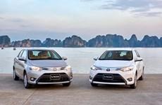 Toyota Vios độc chiếm vị trí mẫu xe bán chạy nhất trong tháng Một