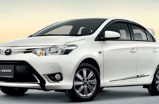 [Infographics] Top 5 xe ôtô bán chạy trên thị trường Việt Nam