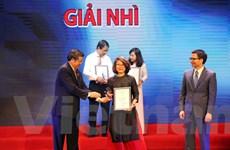 Báo VietnamPlus giành hai giải thông tin đối ngoại toàn quốc
