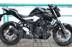 """Ngắm mẫu """"naked bike"""" mới của Yamaha có giá gần 140 triệu đồng"""