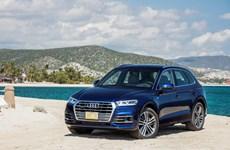 Mẫu SUV hoàn toàn mới của Audi có giá hơn 2 tỷ đồng