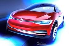 """Volkswagen I.D. Crozz concept """"lên đời"""" sẵn sàng cho IAA Cars 2017"""