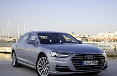 Giá 2,3 tỷ đồng, Audi A8 mới mang nhiều nét đột phá ấn tượng