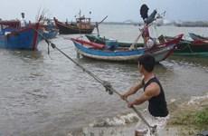 Quảng Ngãi, Bình Định triển khai ứng phó bão Krosa