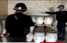 Vũ khí hóa học Syria có thể được hủy ở nước ngoài