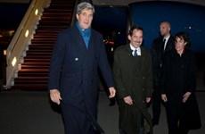 Ngoại trưởng Mỹ tới Ba Lan thảo luận an ninh-kinh tế