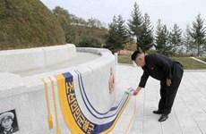 Triều Tiên truy tặng liệt sỹ cho các thủy thủ tử nạn