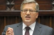 Tổng thống Ba Lan xin lỗi phía Nga vụ tấn công sứ quán