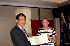 Quyên góp tại Australia hỗ trợ chống đuối nước ở Việt Nam