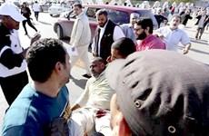 Đã có hơn 400 người thương vong do đấu súng ở Tripoli