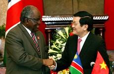 Tạo xung lực mới cho quan hệ hữu nghị Việt Nam-Namibia