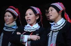 Làn điệu Páo dung của dân tộc Dao được công nhận di sản