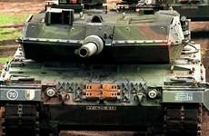 Indonesia chuẩn bị nhận một loạt xe tăng Leopard từ Đức