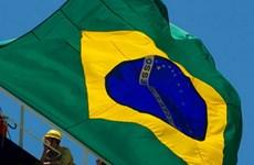 Kinh tế Brazil lần đầu tiên suy giảm kể từ đầu năm 2009