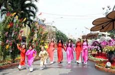 TPHCM tổ chức nhiều hoạt động đón chào năm mới 2014