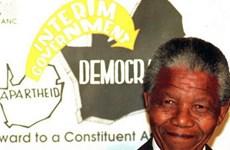 Cuộc đời qua ảnh của huyền thoại Nelson Mandela