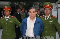 Chùm ảnh xét xử vụ án Dương Chí Dũng và đồng phạm