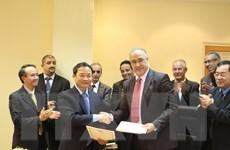 Ký thỏa thuận hợp tác hai hãng thông tấn Việt Nam-Algeria
