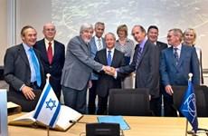 Israel chính thức tham gia nghiên cứu hạt nhân với châu Âu