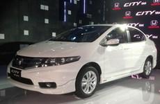 Công ty Honda Việt Nam điều chỉnh giá bán Honda City