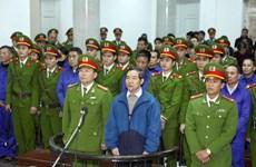 Chùm ảnh tòa tuyên án Dương Chí Dũng và đồng phạm