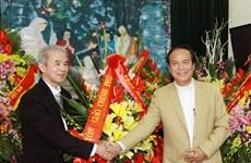 Ủy ban Đoàn kết Công giáo Việt Nam gặp mặt mừng Giáng sinh
