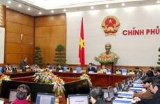 Chính phủ họp chuyên đề, cho ý kiến về 5 dự án luật